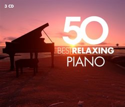 Obálka titulu 50 Best Relaxing Piano