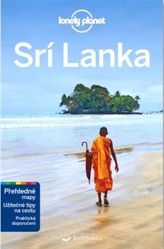 Obálka titulu Srí Lanka - Lonely Planet