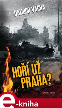 Obálka titulu Hoří už Praha?