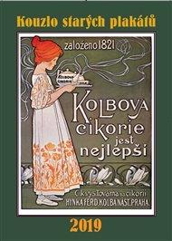 Kalendář - Kouzlo starých plakátů 2019