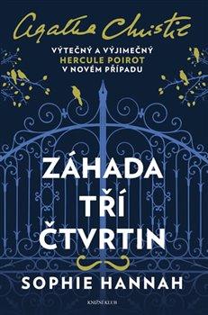 Obálka titulu Poirot: Záhada tří čtvrtin
