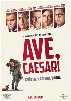 Obálka titulu Ave, Caesar!