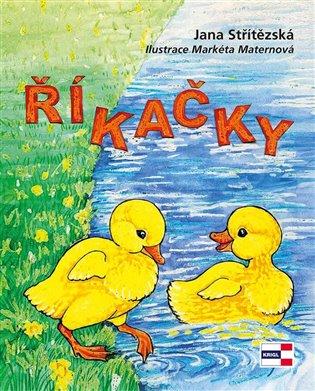 Říkačky - Jana Střítězská | Booksquad.ink