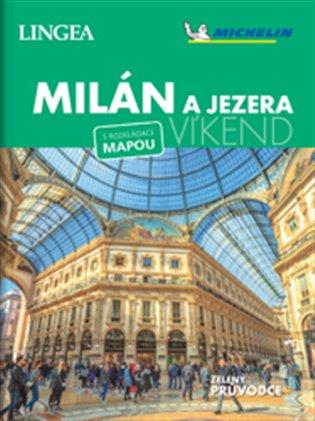 Milán a jezera - Víkend - - | Booksquad.ink