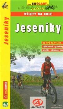 Obálka titulu Jeseníky - výlety na kole
