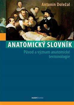 Obálka titulu Anatomický slovník