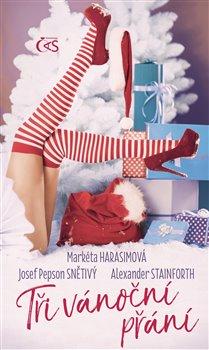 Obálka titulu Tři vánoční přání