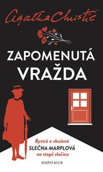 Obálka titulu Marplová: Zapomenutá vražda