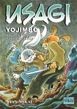 Obálka titulu Usagi Yojimbo: Dvě stě sošek jizo