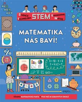 Matematika nás baví! - Colin Stuart | Booksquad.ink