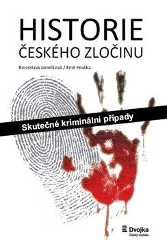 Obálka titulu Historie českého zločinu