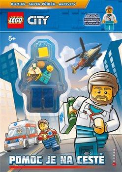 Obálka titulu Lego City: Pomoc je na cestě