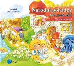Obálka titulu Národní pohádky pro malé děti