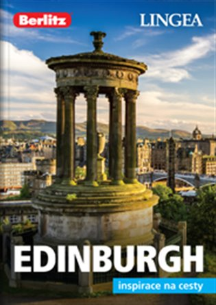 Edinburgh - Inspirace na cesty - - | Booksquad.ink