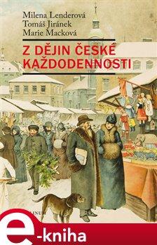Obálka titulu Z dějin české každodennosti