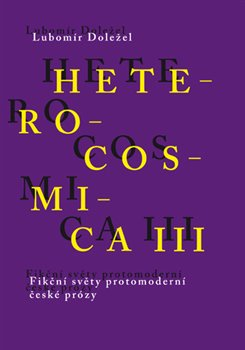 Obálka titulu Heterocosmica III.