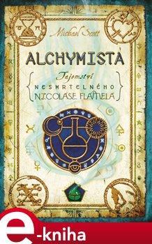 Obálka titulu Alchymista