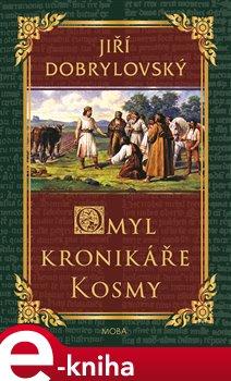 Obálka titulu Omyl kronikáře Kosmy