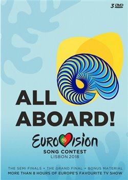 Obálka titulu Eurovision Song Contest 2018 : Lisbon 2018