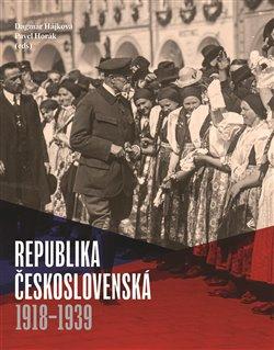 Obálka titulu Republika československá