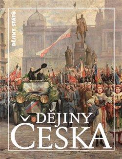 Obálka titulu Dějiny Česka