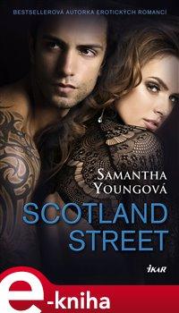 Obálka titulu Scotland Street