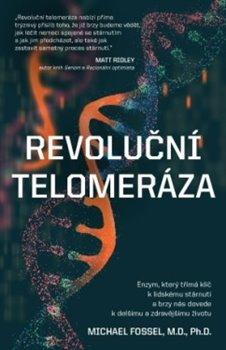 Obálka titulu Revoluční telomeráza