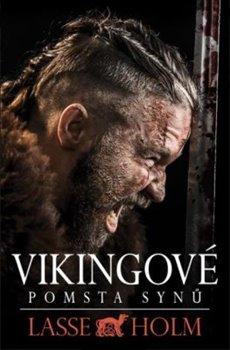 Obálka titulu Vikingové - pomsta synů