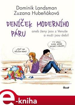 Obálka titulu Deníček moderního páru