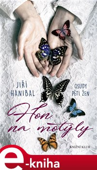 Obálka titulu Hon na motýly