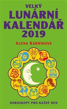 Obálka titulu Velký lunární kalendář 2019
