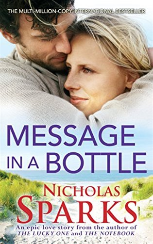 Message In A Bottle - Nicholas Sparks | Booksquad.ink