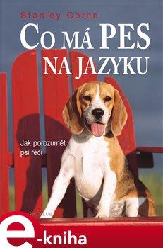 Obálka titulu Co má pes na jazyku
