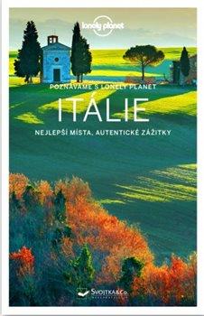 Obálka titulu Poznáváme Itálie - Lonely Planet