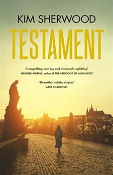 Obálka titulu Testament