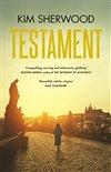 Obálka knihy Testament