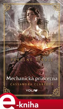 Obálka titulu Mechanická princezna