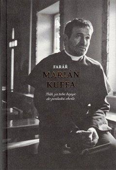 Obálka titulu Farář Marián Kuffa