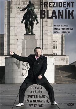 Obálka titulu Prezident Blaník