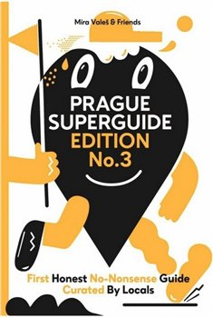 Obálka titulu Prague Superguide Edition No. 3