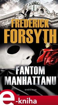 Obálka titulu Fantom Manhattanu