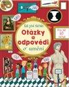 Obálka knihy Otázky a odpovědi o umění