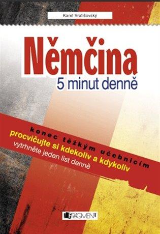 Němčina – 5 minut denně - Karel Vratišovský   Booksquad.ink