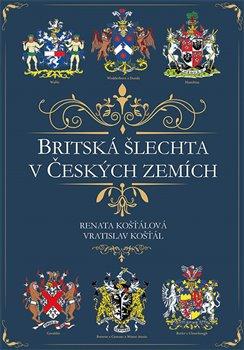 Obálka titulu Britská šlechta v Českých zemích