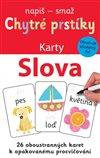 Obálka knihy Slova - Chytré prstíky