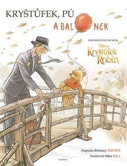 Obálka titulu Kryštůfek, Pú a balonek