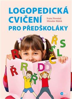 Obálka titulu Logopedická cvičení pro předškoláky