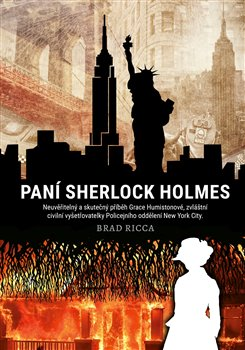 Obálka titulu Paní Sherlock Holmes