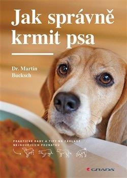 Obálka titulu Jak správně krmit psa