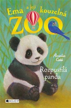 Obálka titulu Ema a její kouzelná zoo - Rozpustilá panda
